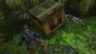 Uncharted 4 - Box/Cart Clipping