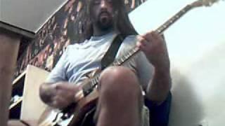 Destruction-Reject emotions guitar from live