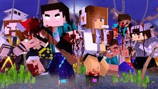Minecraft: MURDER - SALA DA ADR!