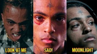 ENTENDA o XXXTENTACION de LOOK AT ME, SAD! e MOONLIGHT - EXPLICAÇÃO VIDEOCLIPES de XXXTENTACION 😱