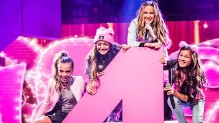 4LIFE - You Will Know My Name | 2e halve finale | Junior Songfestival liveshows 2015