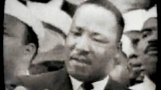"Martin Luther King Jr's ""I Have A Dream"" Speech"