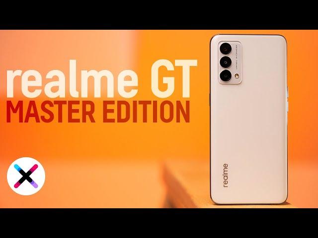 MISTRZOWSKI ŚREDNIAK? 🤩 | Test, recenzja Realme GT Master Edition
