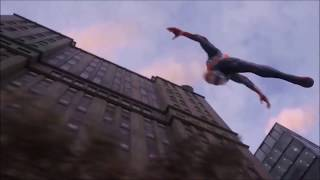 Spider Man PS4 TNAS Intro
