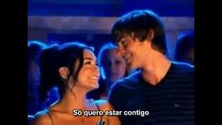 Hsm 3 - Just wanna be with you legendado