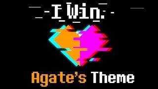 """""""I͎͈̰ ̟͙̩̯W̱̣̗̠̟i̮̼̜ͅn̫.̮̮̥̫̻"""" - Agate's Theme (A Glitchtale Fan Soundtrack by Nevan Dove)"""