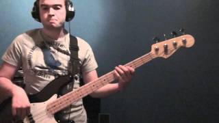 Stevie Wonder - Superstition (Bass Cover)