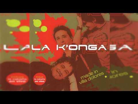 Tres Palabras de La Konga Letra y Video