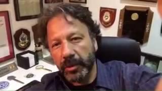 DELEGADO JORGE BARBOSA PONTES POLICIA FEDERAL PRONUNCIAMENTO MANIFESTAÇÃO