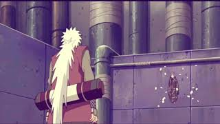 Naruto AMV Linkin Park somewhere I belong ( Jiraiya vs Pain)
