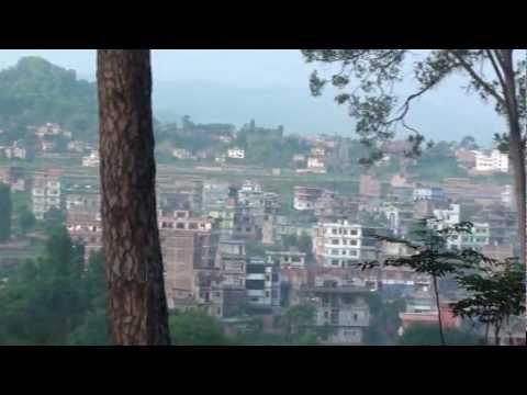 2011 May 22 – Bus to Bhaktapur, Nepal
