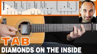 Diamonds On The Inside Guitar Tab