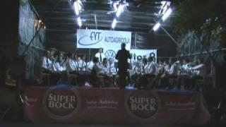 "Banda do Samouco ""Torero Cale"" - Festas Império S. Carlos 2008"