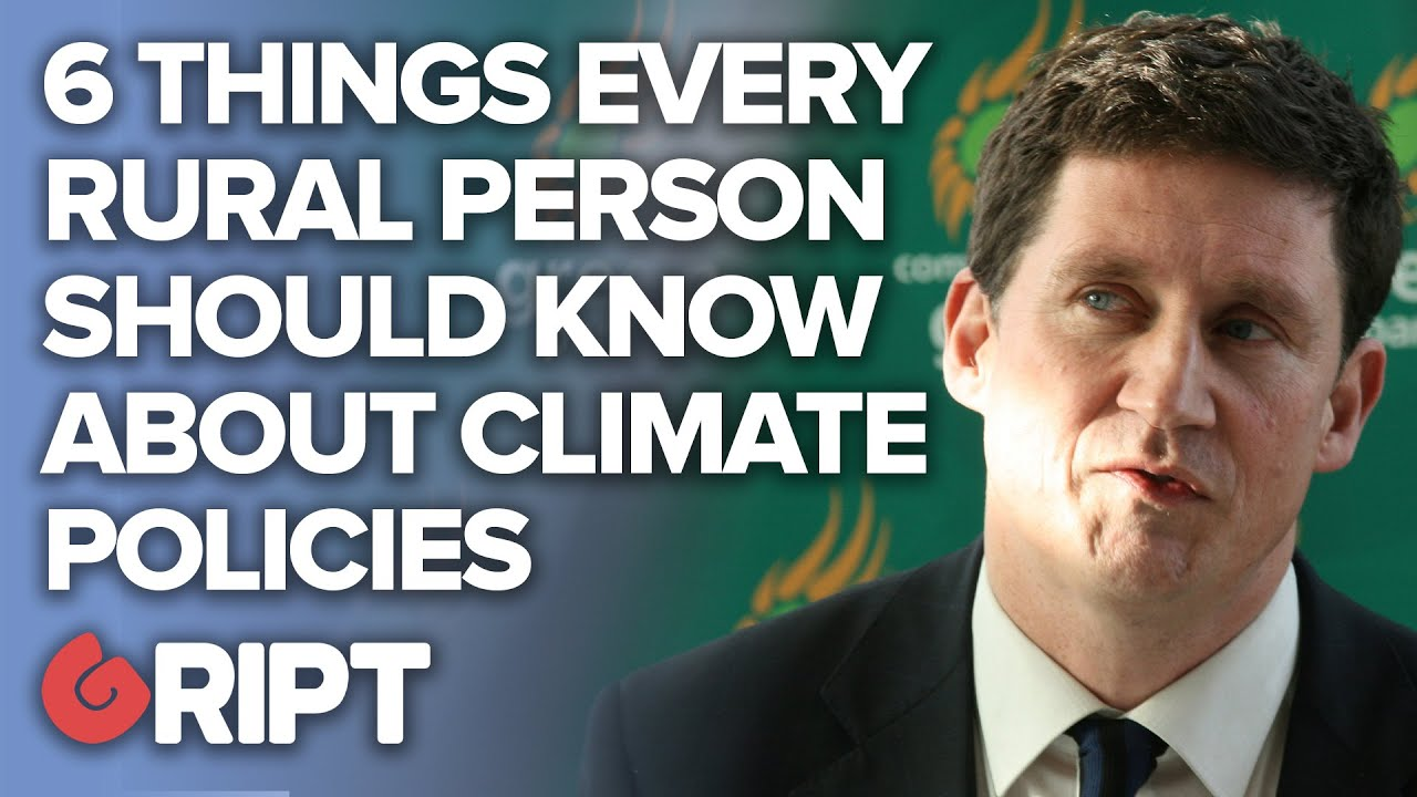 6 things every Rural Person should know about Climate Change