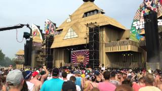 Summerfestival 2015: Yellow Claw - Shotgun