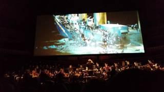 Titanic Live - Royal Albert Hall - Captain Smith's death