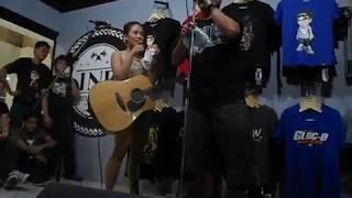 UPUAN Gloc9 ft Lirah Bermudez (Acoustic)