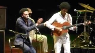 Gil Semedo & Rabasa op Sodade Festival Rotterdam, June 10, 2017