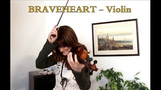 Braveheart; ''The Legend Spreads'' with violin