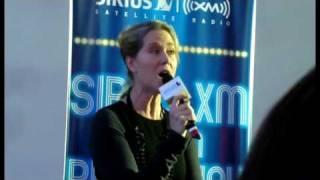 "Rebecca Luker singing ""Billions of Beautiful Boys"" at Sirius XM Live on Bway 10/14/09"