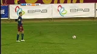 Pierwszy gol Frączczaka w barwach Pogoni :: 26 marca 2011