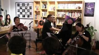 Liebesleid piano trio