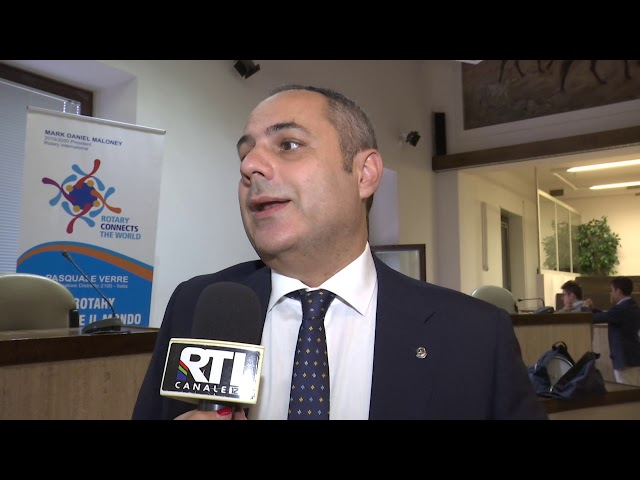 CROTONE: END POLIO NOW CAMPAGNA PRO VACCINI ROTARY