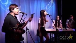 Christina Perri - Burning Gold (LIVE)