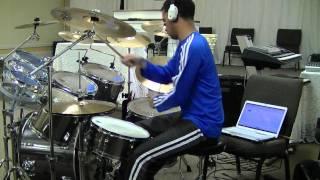 Kleber Lucas - Pra Valer a Pena  (Drum Cover by James Ferreira) Só bateria