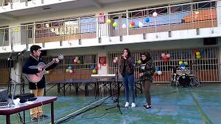 """Alone"" Downface (cover) Alessandra Bocca Zárate"