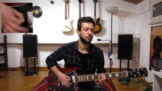 Whole Lotta Love - Led Zeppelin - Guitar Cover by Pasquale Capobianco