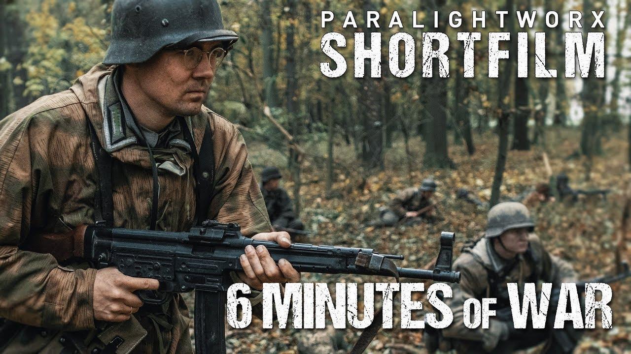 Short Film – Set in WW2 : Six Minutes Of War