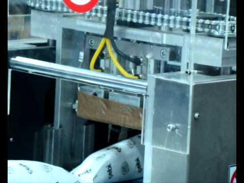 ElitPack Gezerçeneli Ambalaj Makinası (Çebi Kilit)