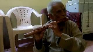 Flute legend Guru M.S.Srinivasamurthy
