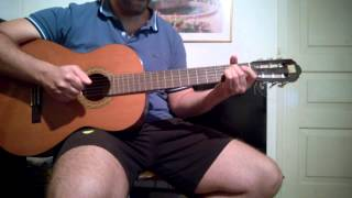Kid Ink Ft. Chris Brown - Show Me - Main rythme 2/2 Guitar Tutorial - Petros