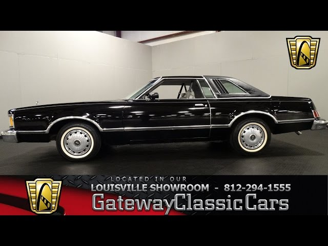 1978 Mercury Cougar - Louisville Showroom - Stock # 1078