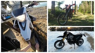 WE LOVE SUPERMOTO | Mixed Stuff #2 | Kreidler SM 125 DD