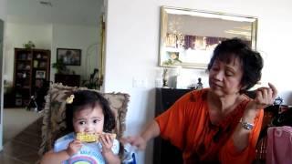 Jasmine, snack time with Nanay_20110511-MVI_0648.mov