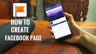 How To Create Facebook Page In Mobile Easy