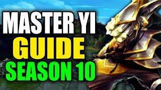 master yi guide