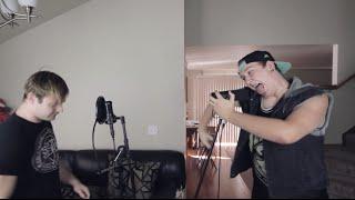 """Motionless In White """"Reincarnate"""" Dual Vocal Cover (Jared Dines and Austin Dickey)"""