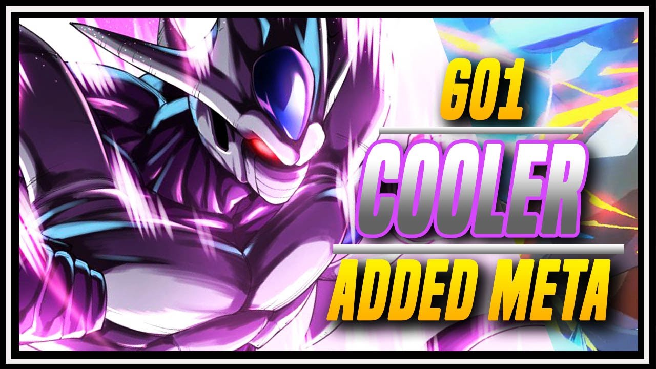 YogaFlame24 - DBFZ ➤ GO1 Cooler With The Added Meta [ Dragon Ball FighterZ ]