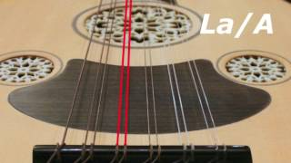 Oud Tuner - Traditional Arabic Tuning