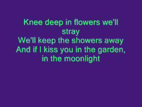 Tiny Tim Tiptoe Through The Tulips Lyrics Chords Chordify