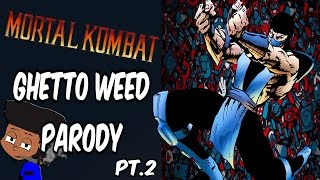 Mortal Kombat In The Hood : H#es Aint Loyal   ANIMATION