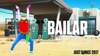 Deorro Ft. Elvis Crespo - Bailar  | Just Dance 2017 | Official Gameplay preview