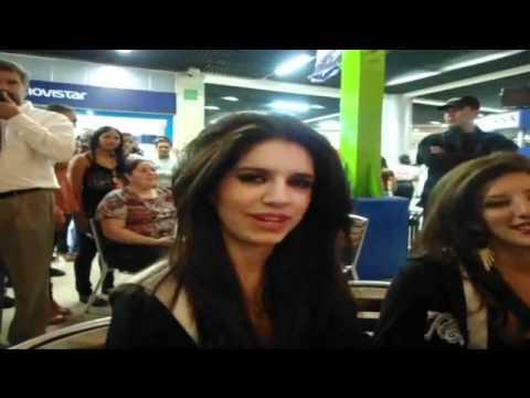Candidatas a Miss Nicaragua 2012 Saludan a Bellezas Nicaraguenses.