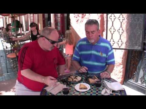 Epcot's Food and Wine Festival 2012 – Day 9: Morocco