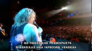 Steel Panther - Girl From Oklahoma - Sub Español