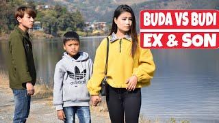 EX GIRLFRIEND AND SON | Buda Vs Budi | Nepali short Film | Local Production